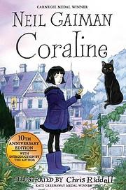 Coraline de Neil Gaiman