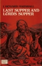Last Supper and Lord's Supper por I.…
