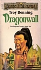Dragonwall (Forgotten Realms: The Empires…