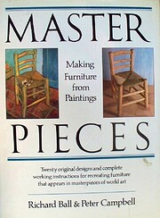 Master Pieces: Making Furniture from…