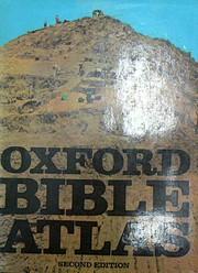 Oxford Bible Atlas de Geoffrey N.…