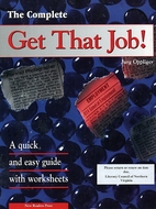 Get That Job! by Jurg Oppliger