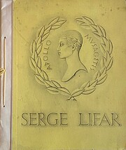 Serge Lifar Sixteen Drawings by Eileen Mayo…