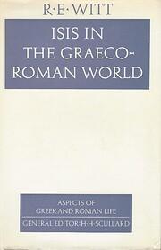 Isis in the Graeco-Roman world – tekijä:…