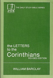 Letters to the Corinthians (The Daily Study…