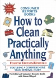 How to clean practically anything av Edward…