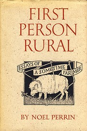 First Person Rural Second Person Rural Third…