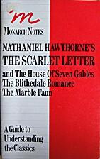 Nathaniel Hawthorne's the Scarlet…