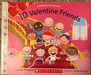 10 Valentine Friends de Janet Schulman