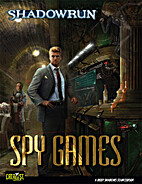 Spy Games by Jason M. Hardy