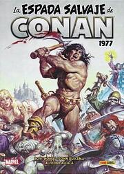 La espada salvaje de Conan 1977 af Roy…