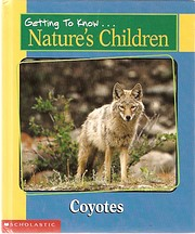 Getting to Know Nature's Children:…