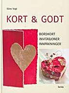 Kort & Godt - Bordkort, Invitasjon,…