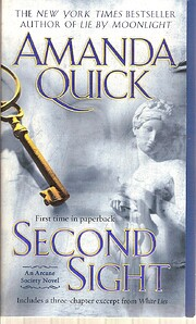 Second Sight (The Arcane Society, Book 1) af…