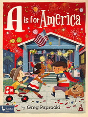 A Is for America (Babylit) por Greg Paprocki