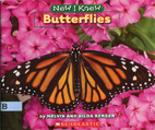 Now I Know Butterflies by Melvin Berger