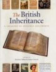 The British Inheritance: A Treasury of…