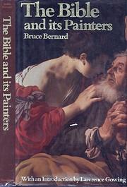The Bible and its painters av Bruce Bernard