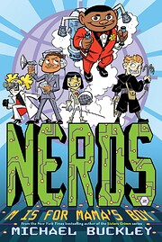 Nerds - M is for Mama's Boy (Nerds, Book 2)…