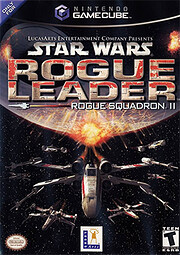 Official Nintendo Star Wars Rogue Leader…