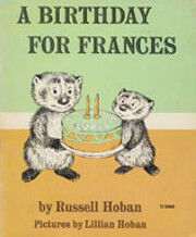 A Birthday for Frances di Russell Hoban