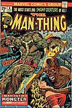 Man-Thing # 8
