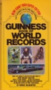 Guinness Book Of Records 1980 Edition von…