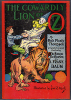 The Cowardly Lion of Oz by Ruth Plumly…