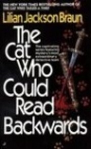 The Cat Who Could Read Backwards von Lilian…