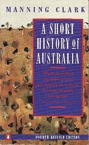 A short history of Australia von C. M. H…