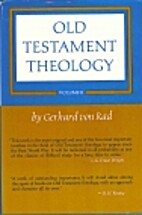 Old Testament Theology: Volume II: The…