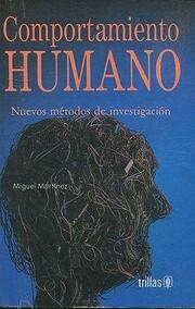 Comportamiento humano: Nuevos métodos de…