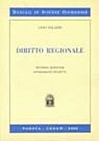 Diritto regionale by Livio Paladin