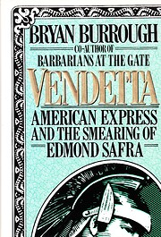 Vendetta: American Express and the Smearing…