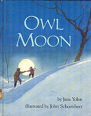 Owl Moon av Jane Yolen