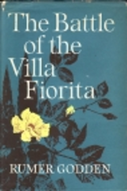 The Battle of the Villa Fiorita cover