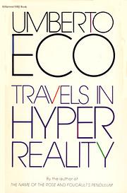 Travels in Hyperreality (Harvest Book) por…
