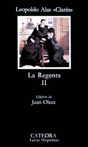 La Regenta af Leopoldo Alas