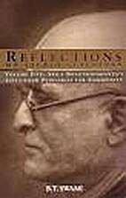 Reflections on Sacred Teachings V: Srila…