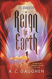 Reign the Earth (The Elementae) av A. C.…