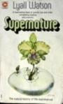 Supernature (Coronet Books) - Lyall Watson