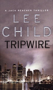 Tripwire (Jack Reacher) por Lee Child