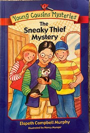 The Sneaky Thief Mystery (Young Cousins…
