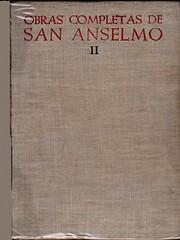 Obras completas de San Anselmo par San…
