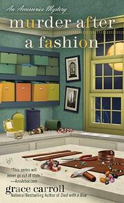 Murder After a Fashion (An Accessories…