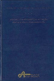 Advanced Mathematical Methods for Scientists…