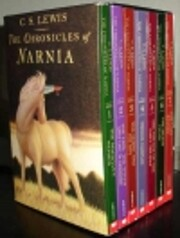 Chronicles Of Narnia Boxed Set af C.S. Lewis