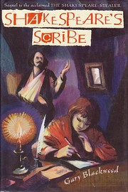 Shakespeare's Scribe af Gary Blackwood