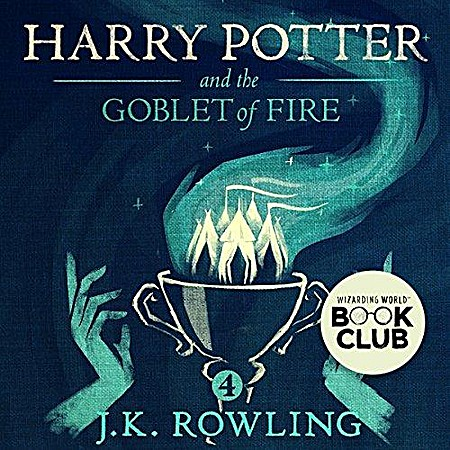 Harry Potter and the Goblet of Fire - J.K. Rowling, Stephen Fry