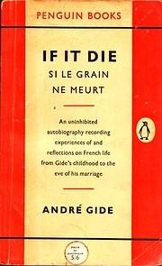 If it die de André Gide